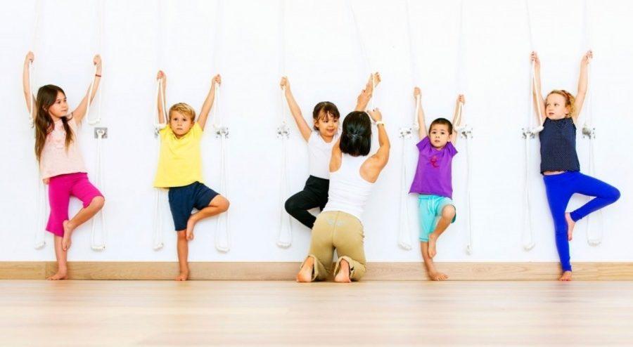 YOGA CLUB   Learn & Play Preschool